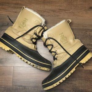 Sorel Scout Kaufman Snow Boots Size 10